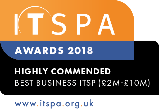 ITSPA Best Business ITSP Award 2018