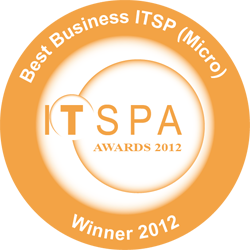 ITSPA Best Business 2012