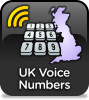 With Voipfone you can take your pick of UK telephone numbers.