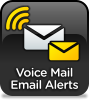 Voice Mail Email Alerts