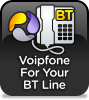 Voipfone For Your BT Landline