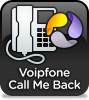 Voipfone Call Me Back Web Button