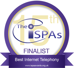 Voipfone Named Finalist At The 2013 ISPA Award