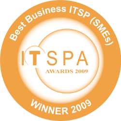 ITSPA Best Business 2009