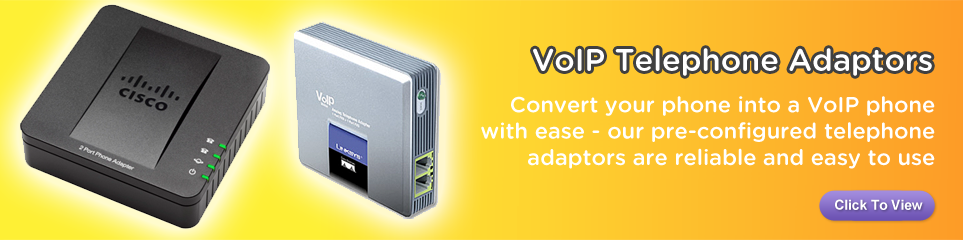 VoIP Telephone Adaptors