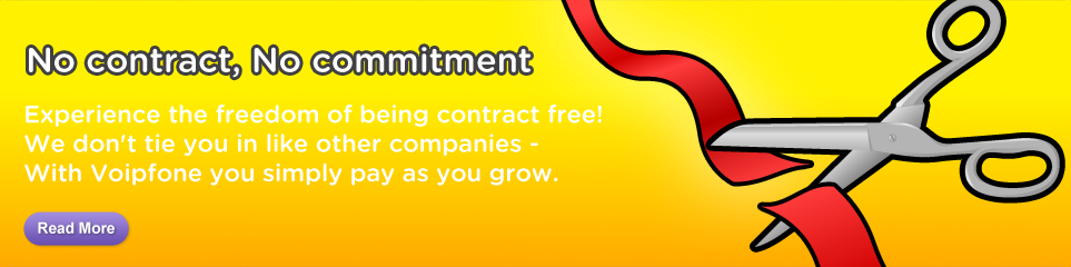 No Contract No Commitment