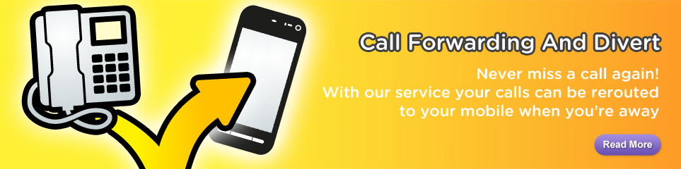 You Can Route Your Calls Anywhere With Our Call Forwarding And Divert Services