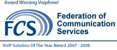 FCS oIP Solution of the Year Award Finalist 2007