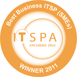 ITSPA Best Business VoIP Provider Award 2011