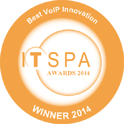 ITSPA Best VoIP Innovation Award 2014