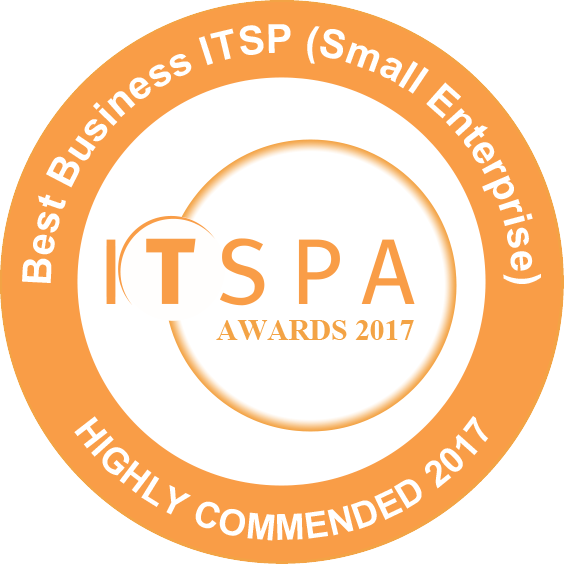 ITSPA Best Business VoIP Provider Award 2017